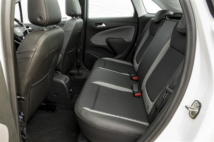 Vauxhall Crossland X 1.2 Elite 5dr image 8