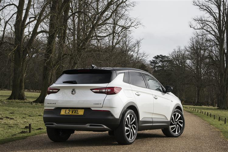 Vauxhall GRANDLAND X 1.2T SE image 8
