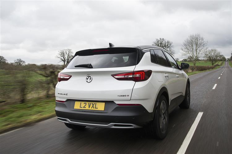Vauxhall GRANDLAND X 1.2T SE image 10
