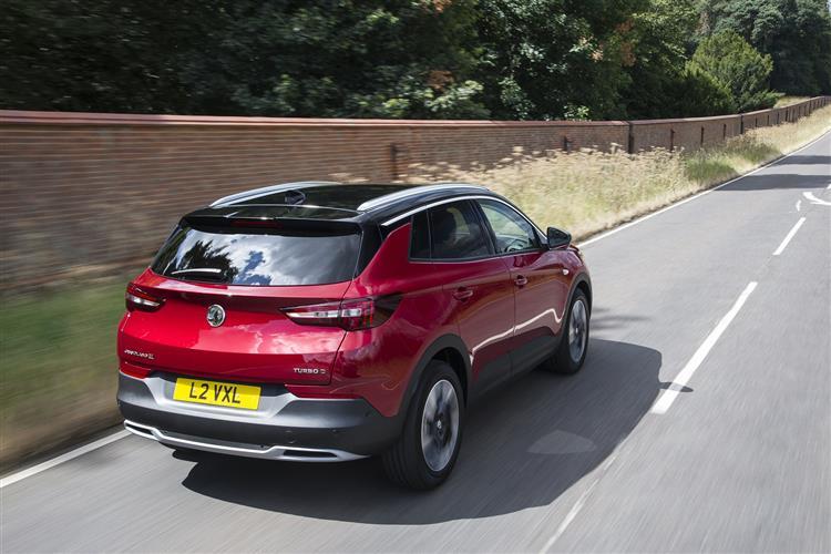 Vauxhall Grandland X 1.2T Tech Line NAV 130ps [Start/Stop] 5dr image 11