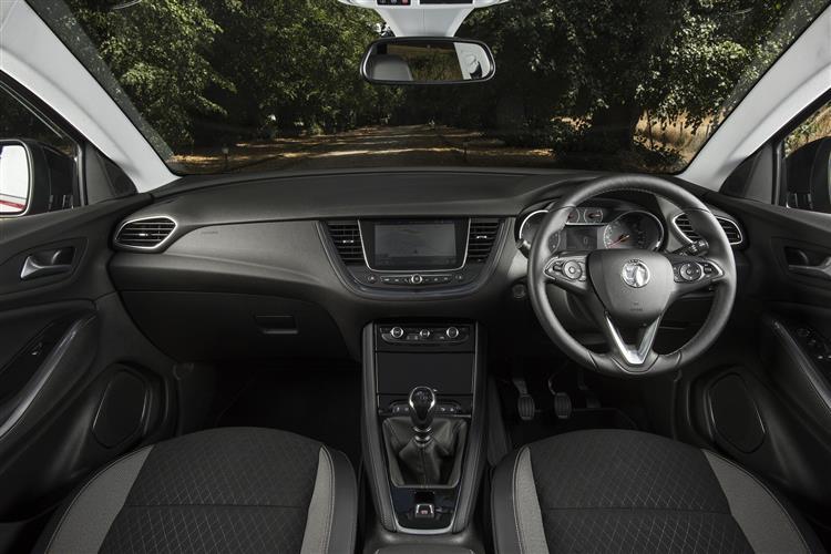 Vauxhall Grandland X 1.2T Tech Line NAV 130ps [Start/Stop] 5dr image 13