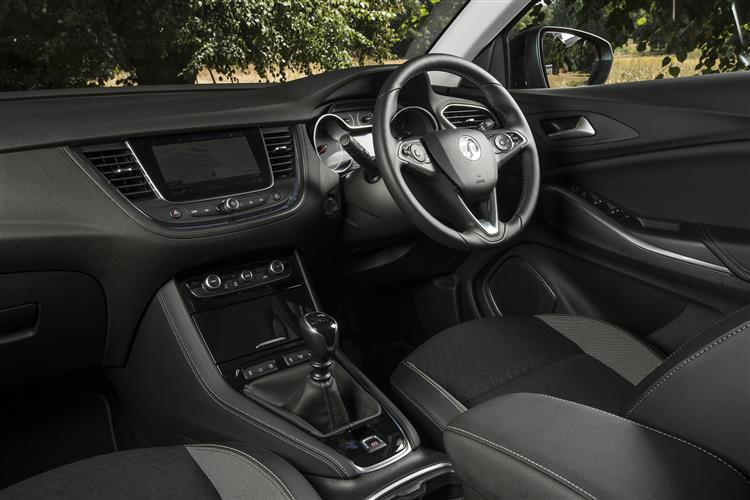 Vauxhall Grandland X 1.2T Tech Line NAV 130ps [Start/Stop] 5dr image 14