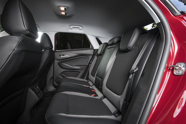 Vauxhall Grandland X 1.2T Tech Line NAV 130ps [Start/Stop] 5dr image 15