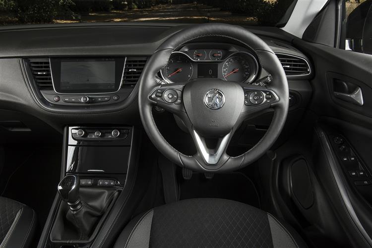 Vauxhall Grandland X 1.2T Tech Line NAV 130ps [Start/Stop] 5dr image 17