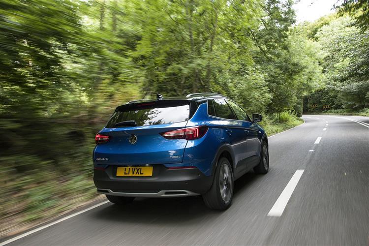 Vauxhall Grandland X 1.2T SE 130ps [Start/Stop] 5dr image 3