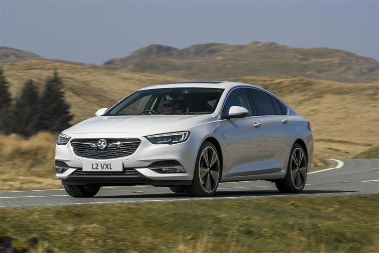 Vauxhall Insignia Grand Sport Design 1.5 140PS Turbo  image 3