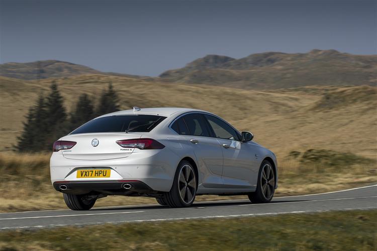 Vauxhall Insignia SRI 1.6CDTi 136PS Start/Stop image 5