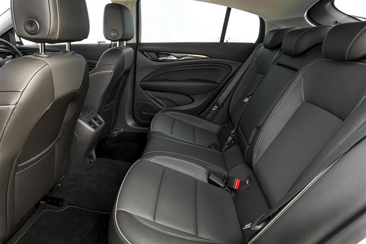 Vauxhall Insignia SRI 1.6CDTi 136PS Start/Stop image 8
