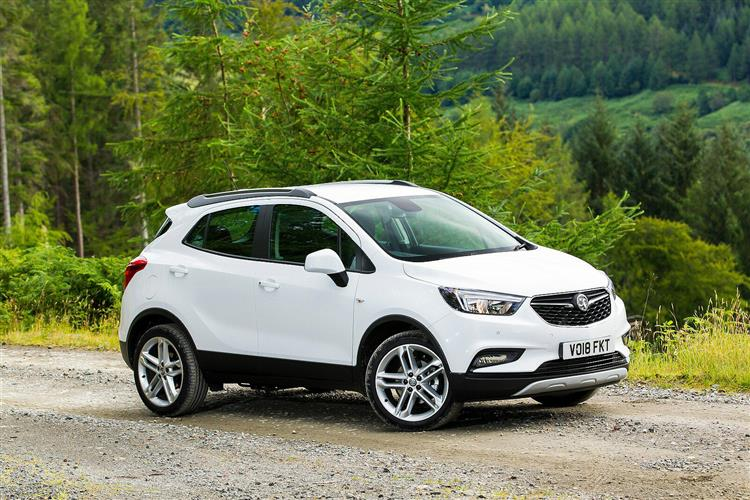 Vauxhall MOKKA X 1.4T Griffin Plus SPECIAL EDITIONS image 5