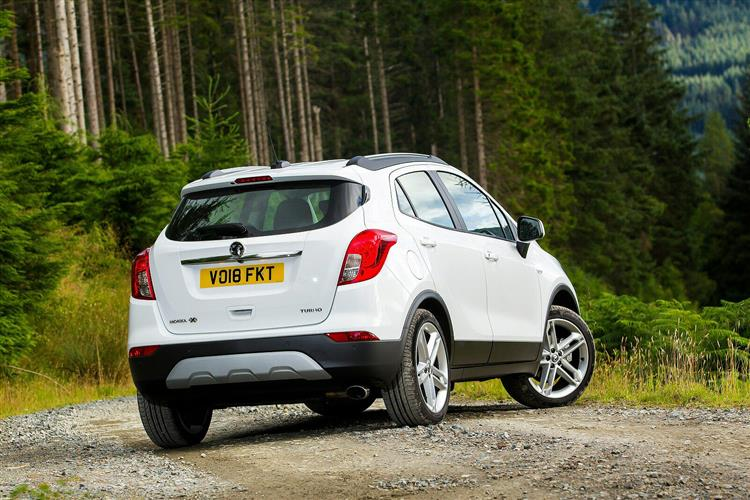 Vauxhall MOKKA X 1.4T Griffin Plus SPECIAL EDITIONS image 6
