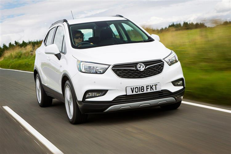 Vauxhall MOKKA X 1.4T Griffin Plus SPECIAL EDITIONS image 7