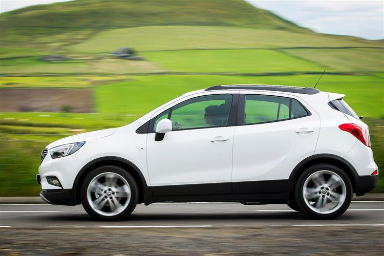 Vauxhall MOKKA X 1.4T Griffin Plus SPECIAL EDITIONS image 8