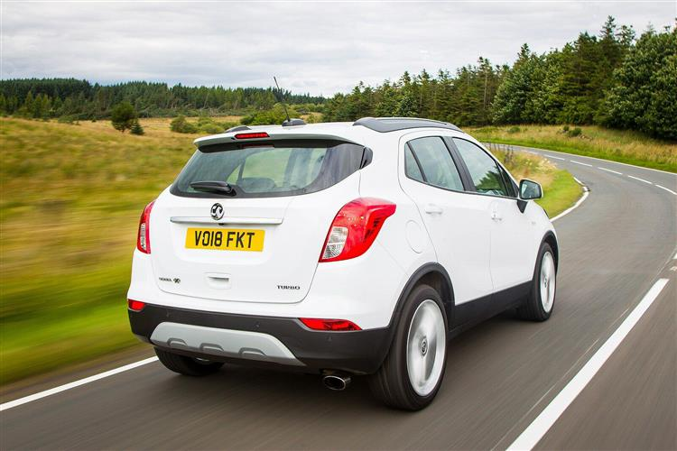 Vauxhall MOKKA X 1.4T Griffin Plus SPECIAL EDITIONS image 9