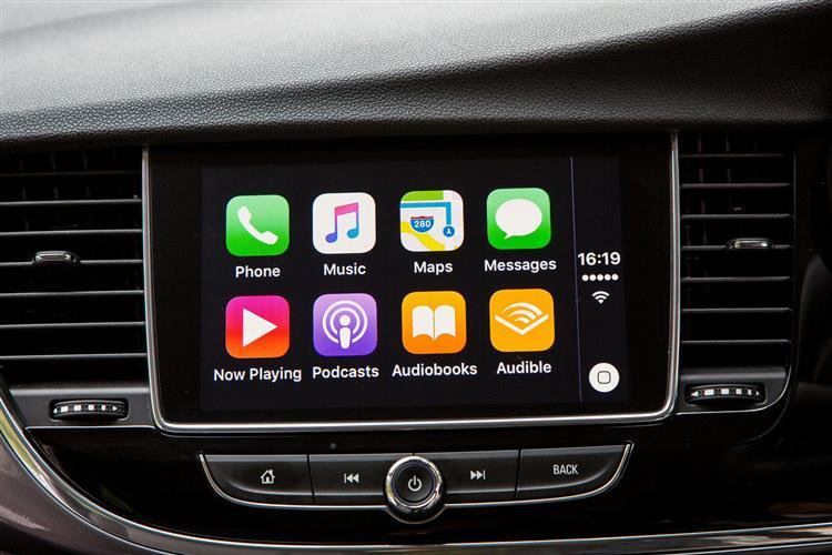 Vauxhall MOKKA X 1.4T Active image 13