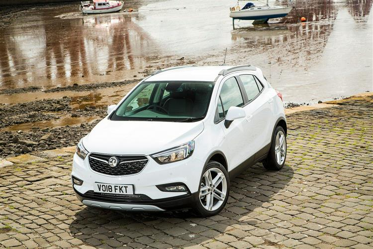 Vauxhall MOKKA X 1.4T Griffin SPECIAL EDITIONS image 15
