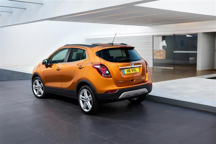 Vauxhall MOKKA X 1.4T Griffin SPECIAL EDITIONS Automatic 5 door Hatchback (19MY) available from Warrington Motors Vauxhall thumbnail image