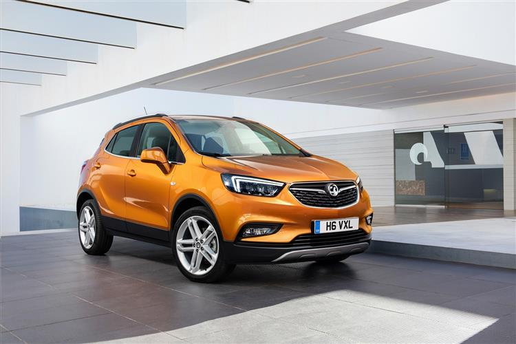 Vauxhall Mokka X ACTIVE 1.4i Turbo 140PS Start/Stop FWD image 3