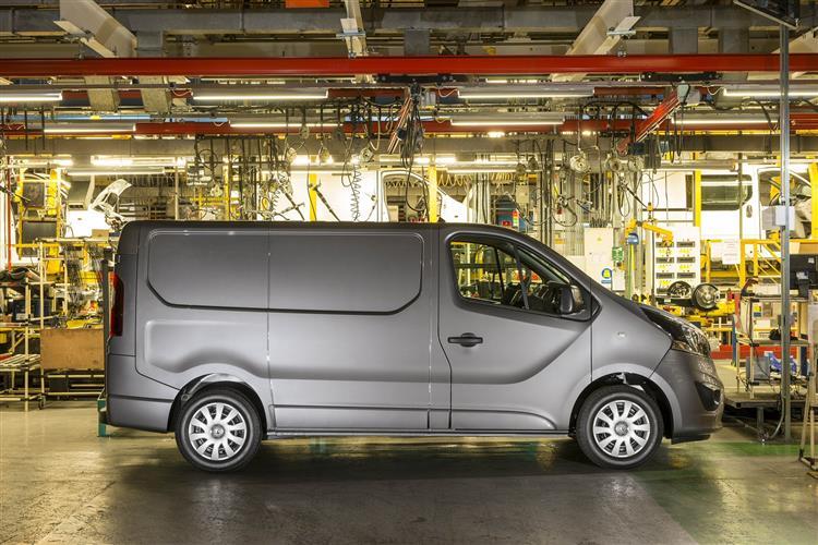 Vauxhall VIVARO LIFE 1.5 Turbo D 100PS Edition M Diesel 5 door Estate