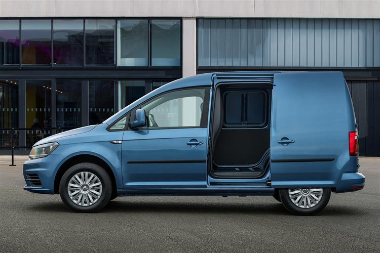 VOLKSWAGEN CADDY 1.6 TDI 102PS Trendline Van