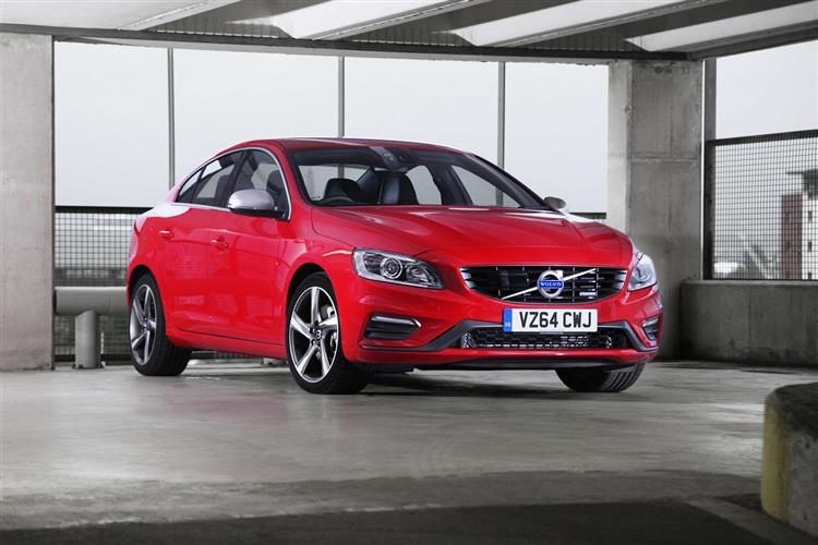 Volvo S60 T5 R DESIGN PLUS Automatic Saloon (19MY)