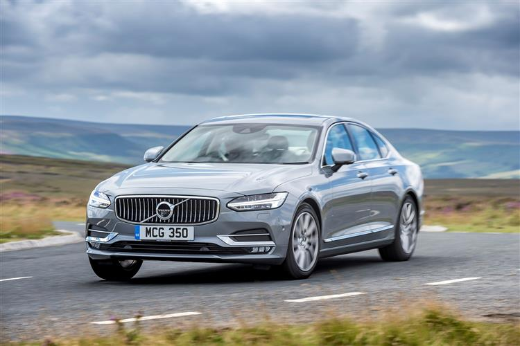 Volvo S90 D4 Momentum Including Metallic Paint image 2