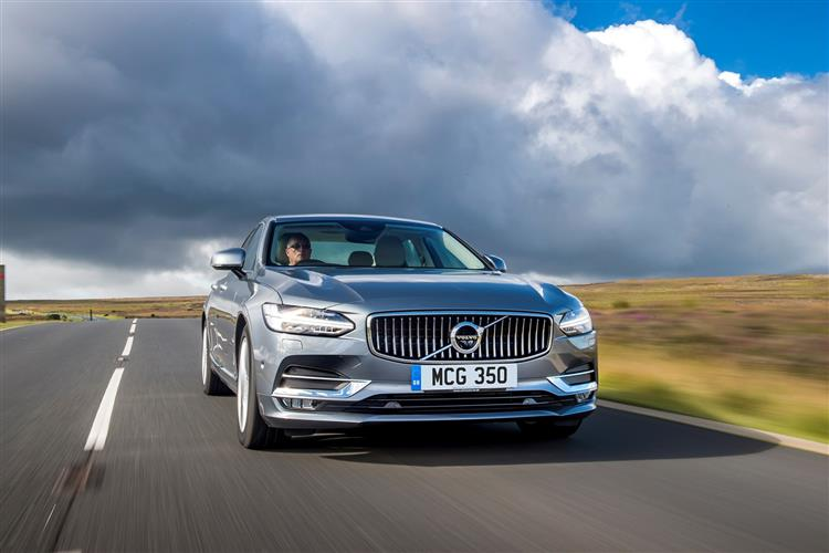 Volvo S90 D4 Momentum Including Metallic Paint image 5