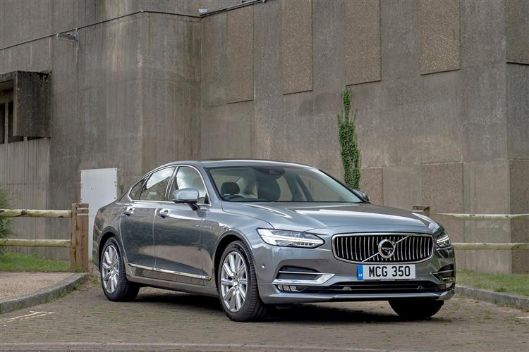 Volvo S90 D4 Momentum Including Metallic Paint image 7
