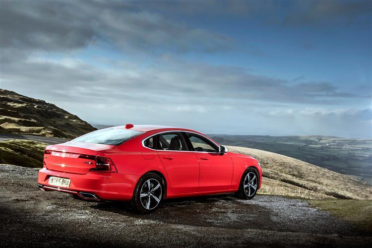 Volvo S90 T5 R Design Pro Auto image 2
