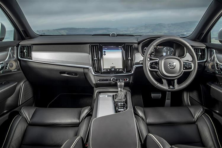 Volvo S90 T5 R Design Pro Auto image 11