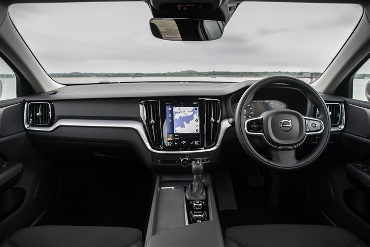 Volvo New V60 D3 Momentum Including Metallic Paint image 12