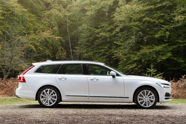 Volvo V90 T4 R Design Plus Auto, Xenium and Winter Packs, Intellisafe Surround, BLIS, 2.0 Automatic 5 door Estate (19MY)