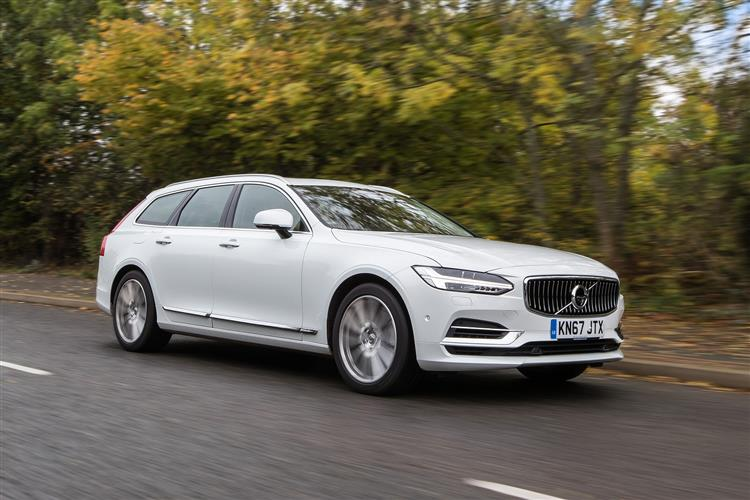 Volvo V90 T4 R Design Plus Auto, Xenium and Winter Packs, Intellisafe Surround, BLIS, image 3