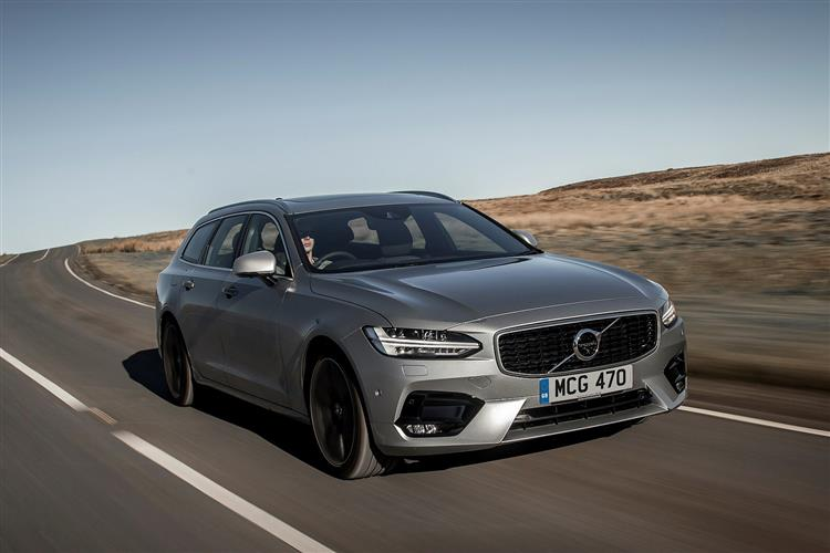 Volvo V90 T4 Momentum image 1
