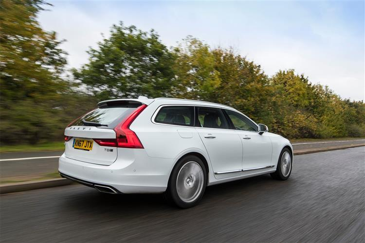 Volvo V90 T4 R Design Plus Auto, Xenium and Winter Packs, Intellisafe Surround, BLIS, image 5