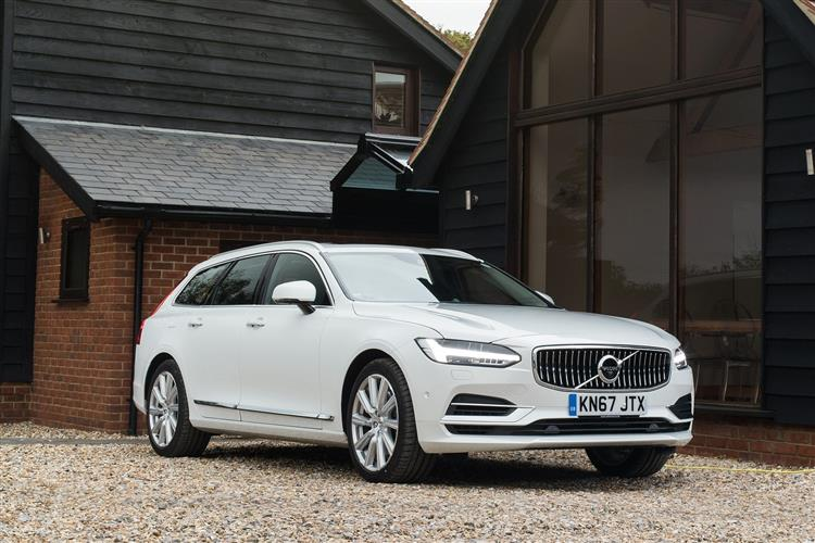 Volvo V90 T4 R Design Plus Auto, Xenium and Winter Packs, Intellisafe Surround, BLIS, image 6
