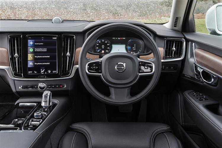 Volvo V90 T4 R Design Plus Auto, Xenium and Winter Packs, Intellisafe Surround, BLIS, image 10