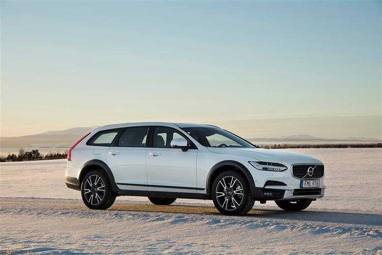 Volvo V90 T5 AWD Cross Country  image 1