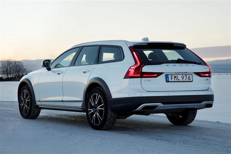 Volvo V90 T5 AWD Cross Country  image 2