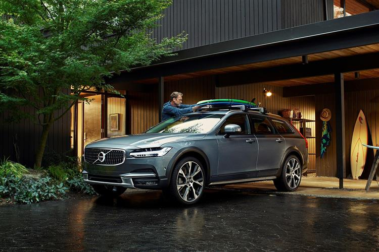 Volvo V90 T5 AWD Cross Country  image 3