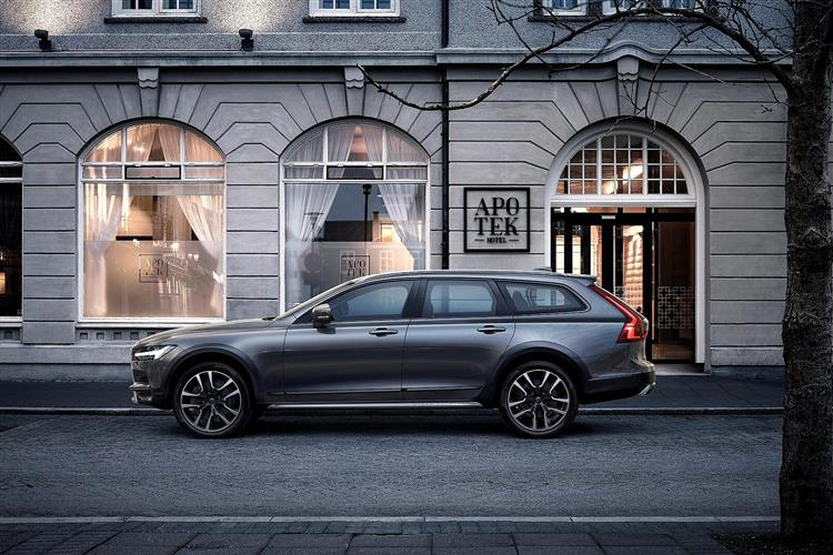 Volvo V90 T5 AWD Cross Country  image 4
