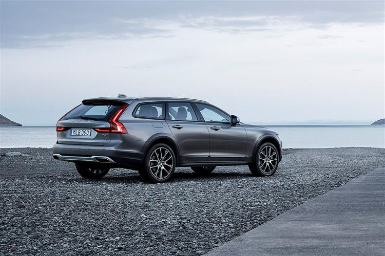 Volvo V90 T5 AWD Cross Country  image 5