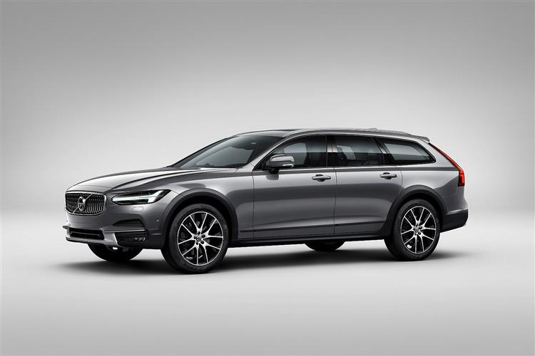 Volvo V90 T5 AWD Cross Country  image 6