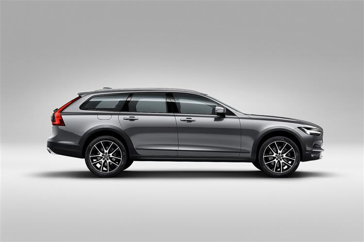 Volvo V90 T5 AWD Cross Country  image 7