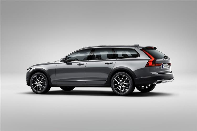 Volvo V90 T5 AWD Cross Country  image 8