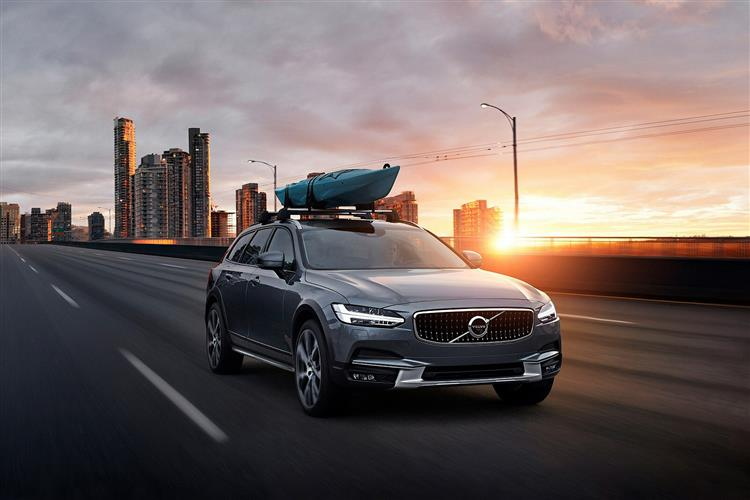 Volvo V90 T5 AWD Cross Country  image 9