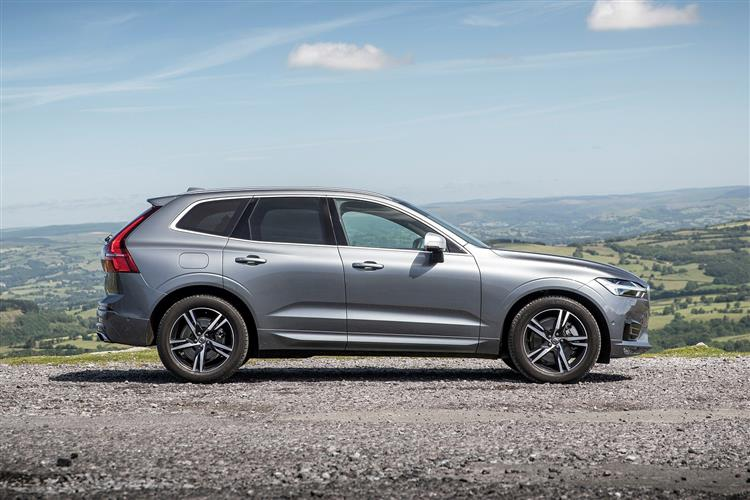 Volvo XC60 2.0 T8 Hybrid R DESIGN Pro AWD Geartronic Petrol/Electric Hybrid                             Automatic 5 door Estate (17MY)