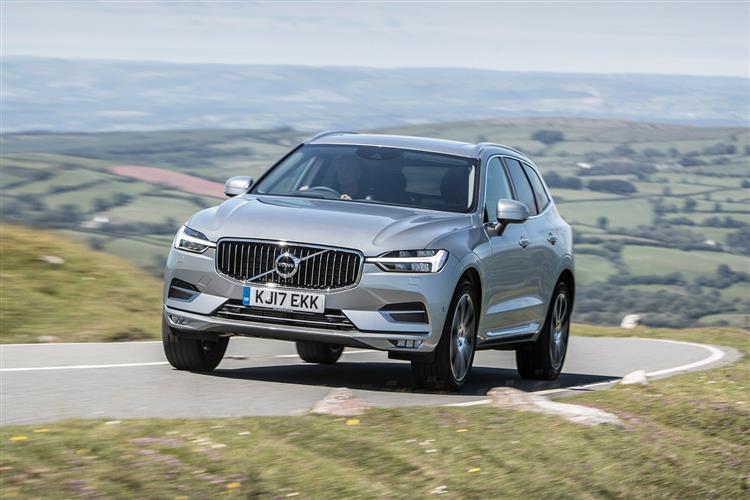 Volvo XC60 D4 Momentum Including Metallic Paint image 4