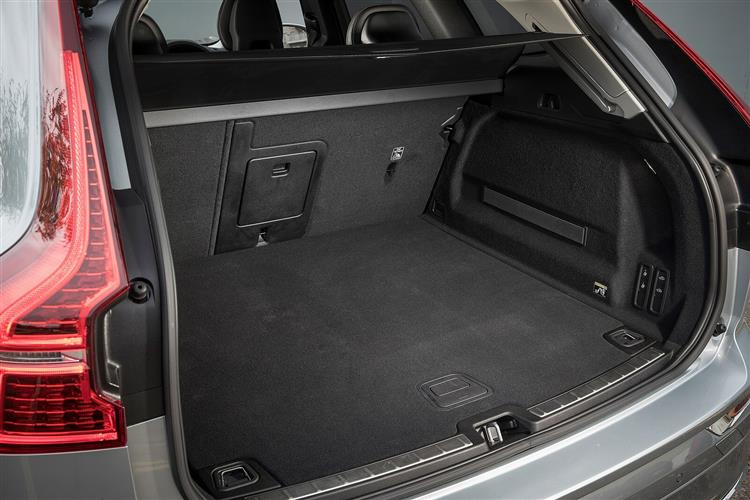 Volvo XC60 T5 AWD Momentum Automatic image 8