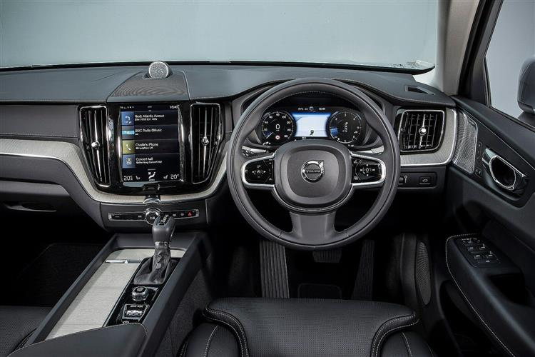 Volvo XC60 D5 PowerPulse AWD R-Design Automatic image 11 thumbnail