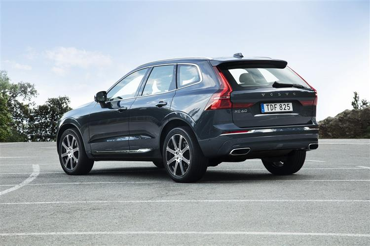 Volvo XC60 D4 Momentum Including Metallic Paint image 3